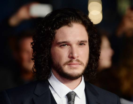 Kit Harington, actor que lo dio vida al personaje Jon Snow