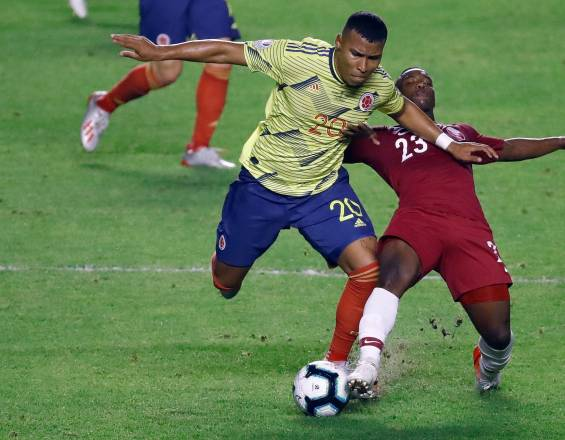 Colombia vs Catar