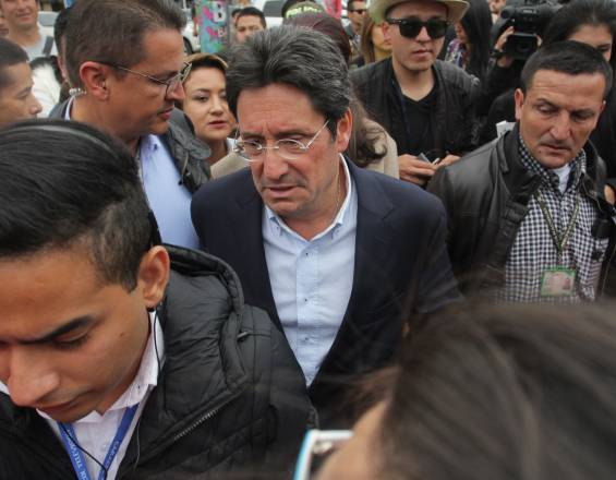 Francisco Santos, embajador de Colombia en Estados Unidos