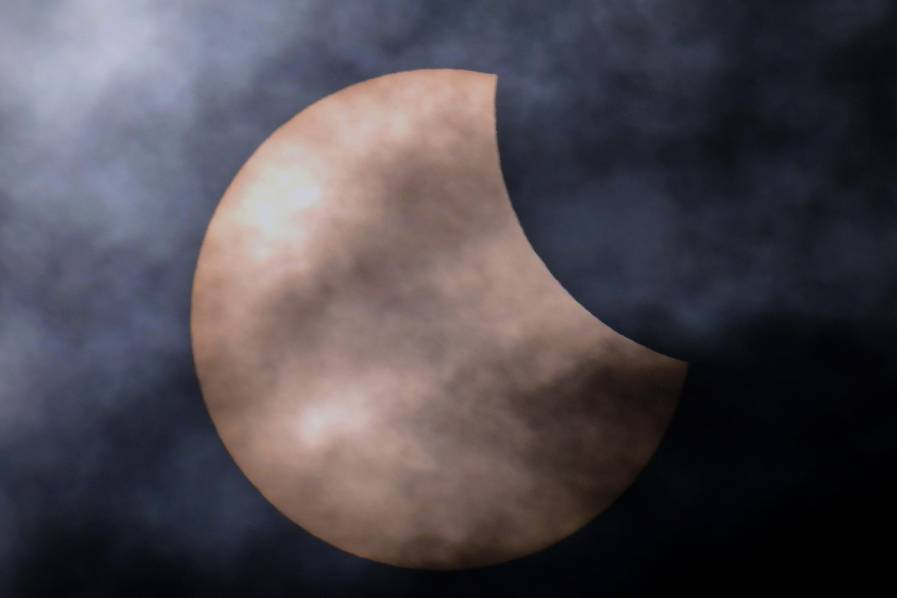 Eclipse 20 de enero