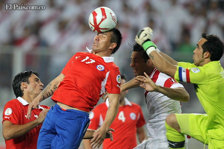 Perú vs. Chile 1
