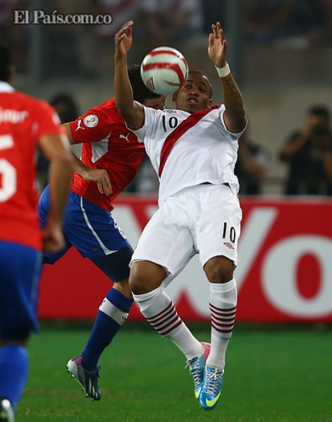 Perú vs. Chile 4