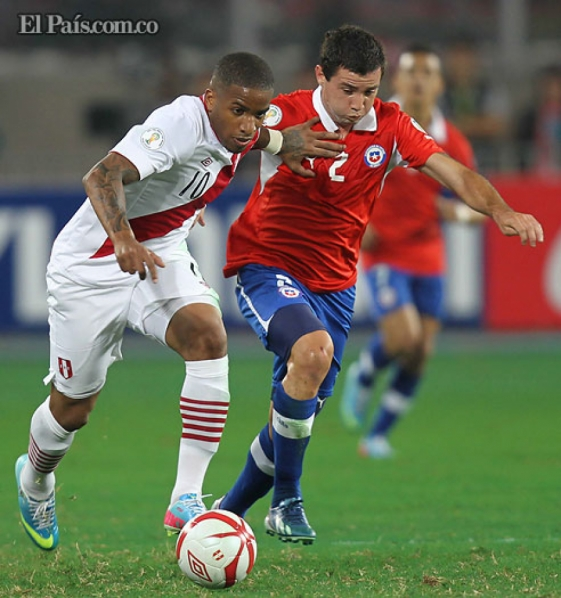 Perú vs. Chile 8