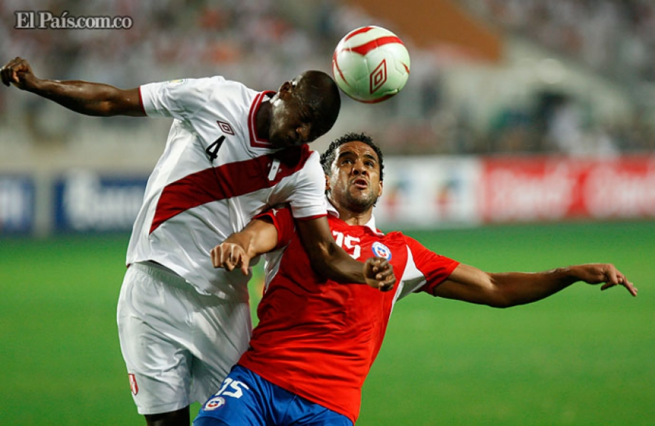 Perú vs. Chile 10