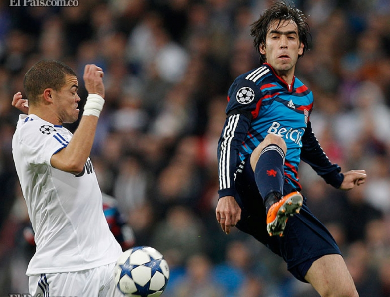 Real Madrid vs. Lyon 15