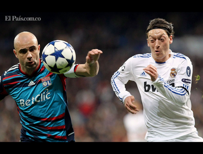 Real Madrid vs. Lyon 20