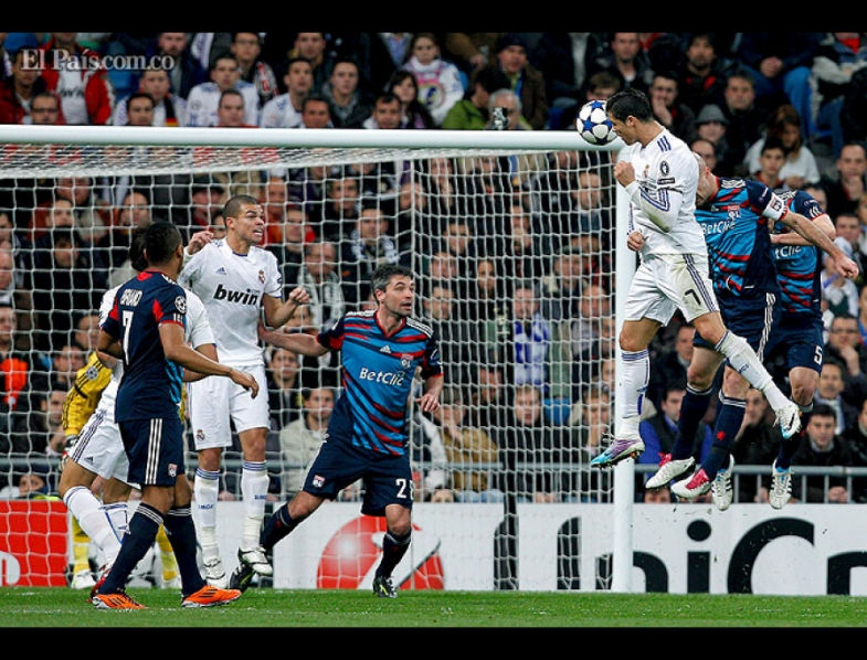 Real Madrid vs. Lyon 21