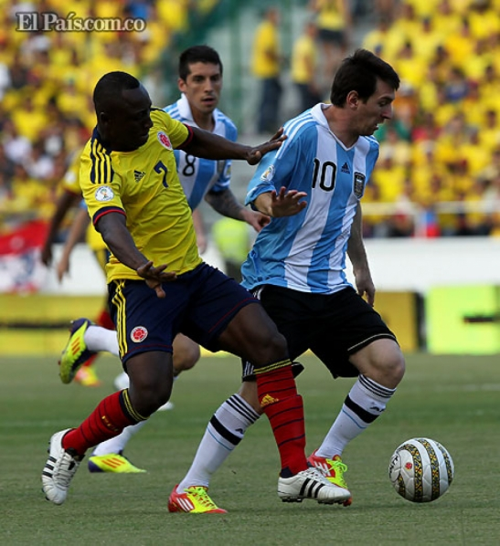 Colombia vs. Argentina 2