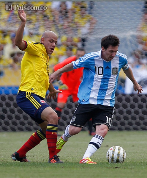 Colombia vs. Argentina 6