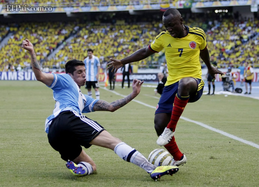 Colombia vs. Argentina 15