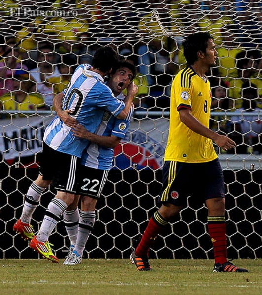 Colombia vs. Argentina 19