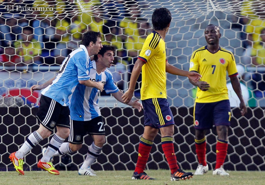 Colombia vs. Argentina 26