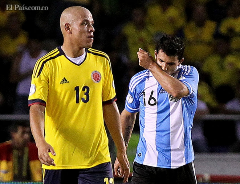 Colombia vs. Argentina 34