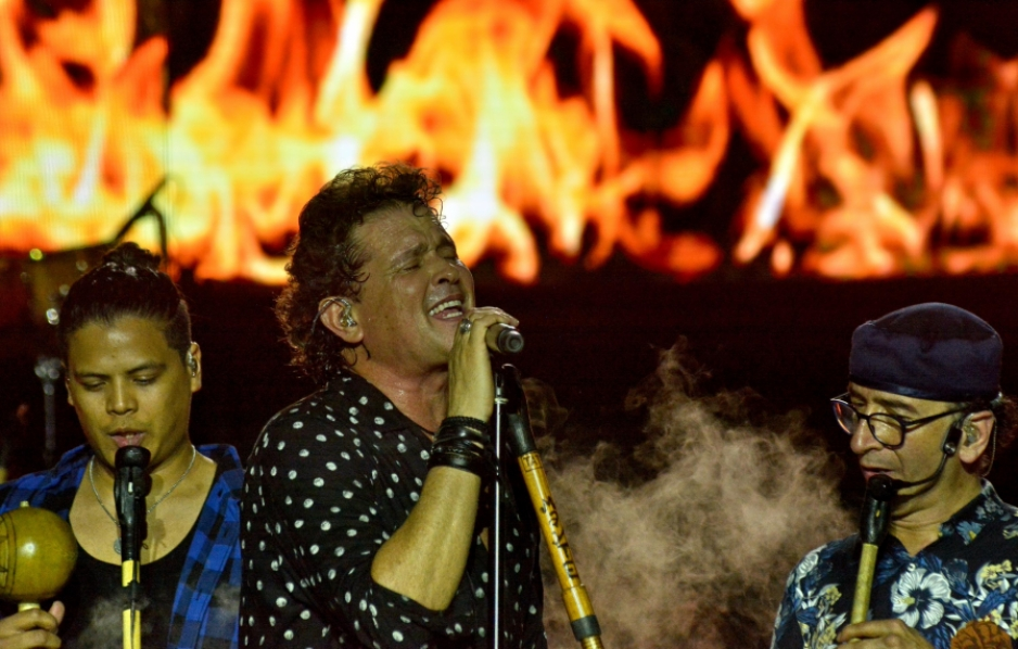 Carlos Vives Superconcierto 2017