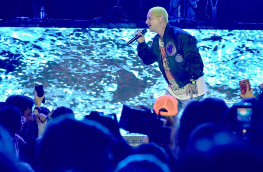 J Balvin Superconcierto 2017