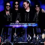 Video: Maná se corona en los Latin Grammy: