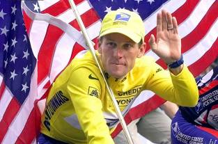 'The Last Lance': Armstrong cuenta