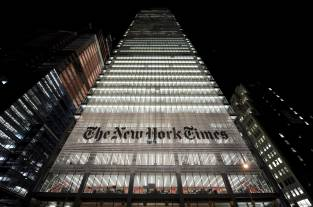 The New York Times suspende a reportero por conductas sexuales inapropiadas