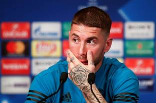 Video: la agresión de Sergio Ramos a un canterano del Real Madrid