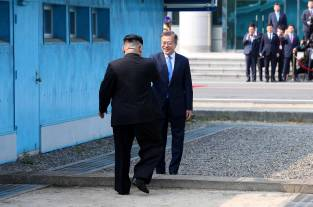 Video: Corea del Sur dice buscar paz