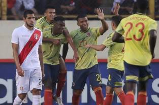 Colombia tendrá un camino prometedor en la eliminatoria rumbo a Catar 2022