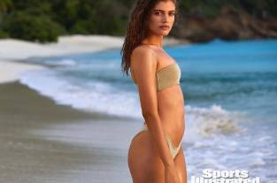 Valentina Sampaio, primera modelo transgénero en aparecer en la revista Sports Illustrated