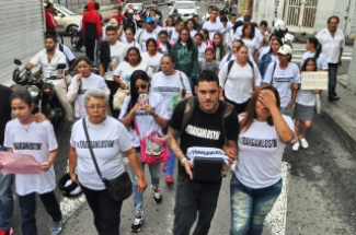 Marcha ejecutado China 5