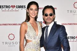 Marc Anthony y su novia Mariana Downing