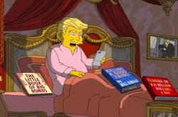 Donald Trump Simpsons