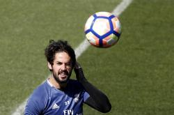 isco alarcon real madrid