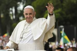 papa Francisco estará de visita en Colombia