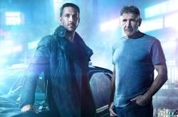 Ryan Gosling y Harrison Ford  Blade Runner 2049