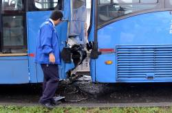 Buses Mío Accidente