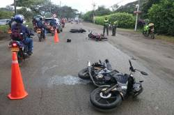 accidente Yumbo - Cali