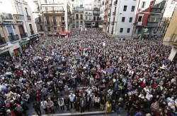 Madrid Abuso Sexual España La Manada