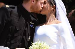 Boda real - Príncipe Harry y Meghan Markle