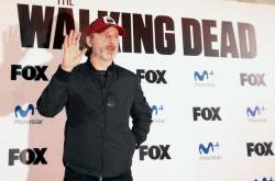 Andrew Lincoln, uno de los actores protagonistas de 'The Walking Dead'.