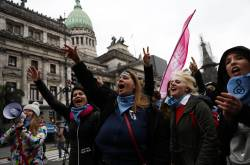 Mujeres argentina
