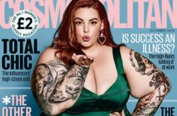 Portada Cosmopolitan UK Octube Tess Holliday 02