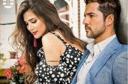 David Bisbal y Greeicy Rendón