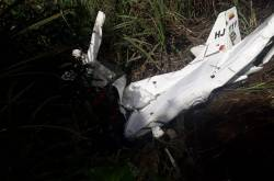 Accidente aéreo en Frontino, Antioquia