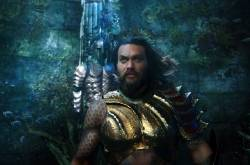 Jason Momoa es el actor que interpreta a Aquaman 2