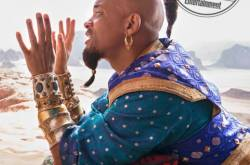 Will Smith interpretará al genio de Aladdin
