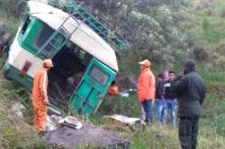 Accidente de tránsito en Boyacá