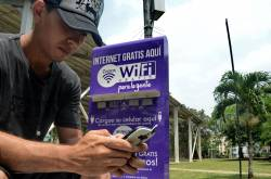 Video: ¿funciona el wifi gratuito en los parques de Cali?