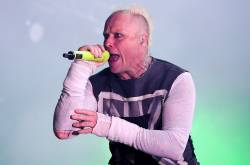 Keith Flint, cantante de 'The Prodigy'