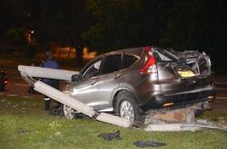 Accidente tránsito El Ingenio
