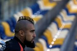 arturo vidal seleccion chile