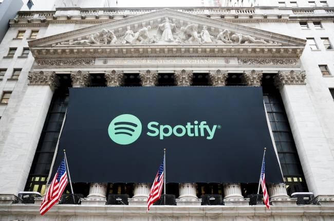 En video: Spotify hace su debut en la Bolsa de Valores de Wall Street