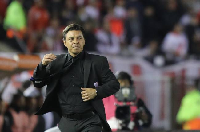Conmebol ratifica a River en final y sanciona con cuatro partidos a Marcelo Gallardo